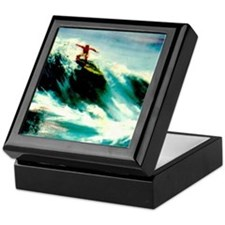 Surfer - Keepsake Box