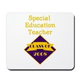 Special Ed Teacher Mousepad