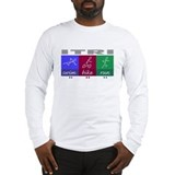 I tri Long Sleeve T-Shirt
