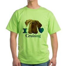 I Heart ( Love ) Cruising  T-Shirt