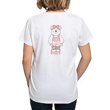 PINK BALLERINA BEAR Shirt