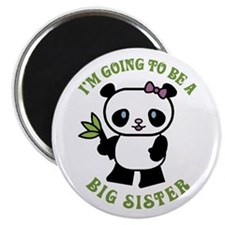 I'm Going To Be A Big Sister Magnet