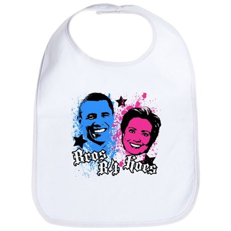 Bros Before Hoes Bib
