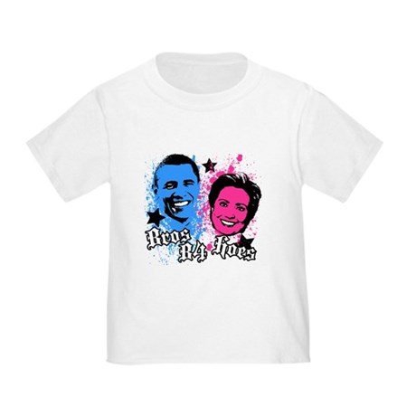 Bros Before Hoes Toddler T-Shirt