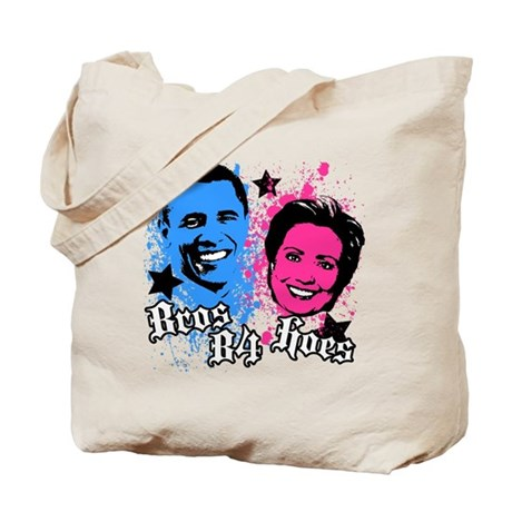 Bros Before Hoes Tote Bag