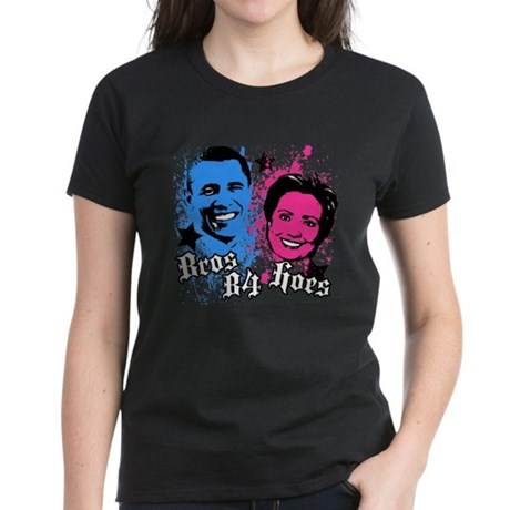 Bros Before Hoes Womens T-Shirt