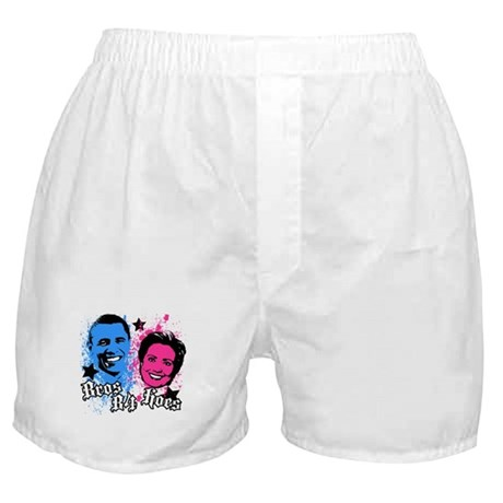 Bros Before Hoes Boxer Shorts