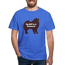 BFF Samoyed T-Shirt