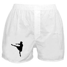 Ballet Girl Boxer Shorts