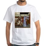 AKSC - Fairy Queen's Palace White T-Shirt