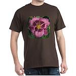 Macbeth Daylily Dark T-Shirt