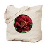 Night Embers Daylily Tote Bag