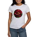 Night Embers Daylily Women's T-Shirt