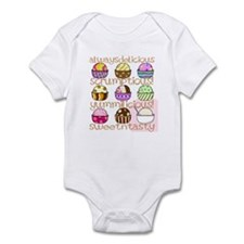 Loving Ice Cream Infant Bodysuit