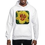 Fooled Me Daylily Hooded Sweatshirt