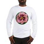 Daring Deception Daylily Long Sleeve T-Shirt