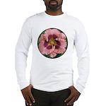 Daring Deception Daylily Long Sleeve T-Shirt