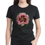 Daring Deception Daylily Women's Dark T-Shirt