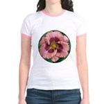 Daring Deception Daylily Jr. Ringer T-Shirt