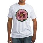 Daring Deception Daylily Fitted T-Shirt