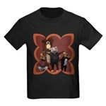 Hickory, Dickory, Dock Kids Dark T-Shirt