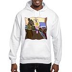 HDD Safe At Last! Hooded Sweatshirt