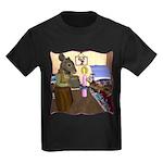 HDD Safe At Last! Kids Dark T-Shirt