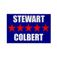 Cute President presidential elections Rectangle Magnet (10 pack)