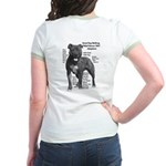 2007 Adoptions Jr. Ringer T-Shirt