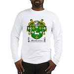 MacCurten Family Crest Long Sleeve T-Shirt