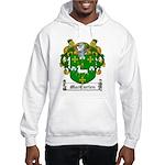 MacCurten Family Crest Hooded Sweatshirt