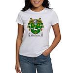 MacCurten Family Crest Women's T-Shirt