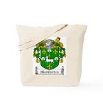 MacCurten Family Crest Tote Bag