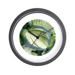 Eskimo Pie Hosta Wall Clock