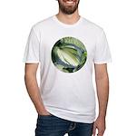 Eskimo Pie Hosta Fitted T-Shirt