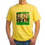 Where, Oh Where? Yellow T-Shirt