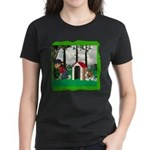 Where, Oh Where? Women's Dark T-Shirt
