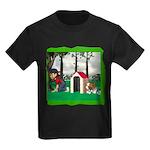 Where, Oh Where? Kids Dark T-Shirt