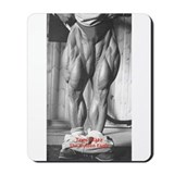 Tom Platz *Collectors Series* Mousepad