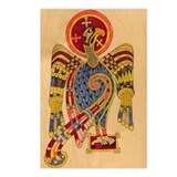 Book of Kells Postcards (Package of 8)