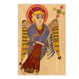 Book of Kells Angel Postcards (Package of 8)