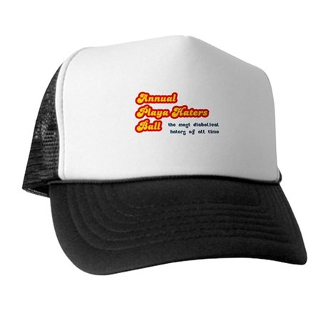 Annual Playa Haters Ball Trucker Hat