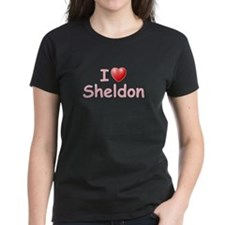 I Love Sheldon (P) Tee