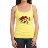 Ottawa tattoo heart Tank Top
