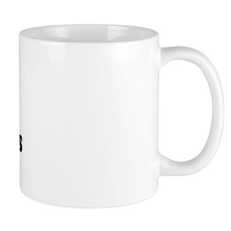 I Love [Heart] Back Seats Mug