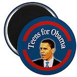 Teens for Obama Magnet