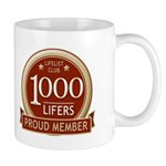 Lifelist Club - 1000 Mug