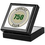 Lifelist Club - 750 Keepsake Box
