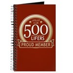 Lifelist Club - 500 Birding Field Journal
