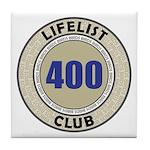 Lifelist Club - 400 Tile Coaster